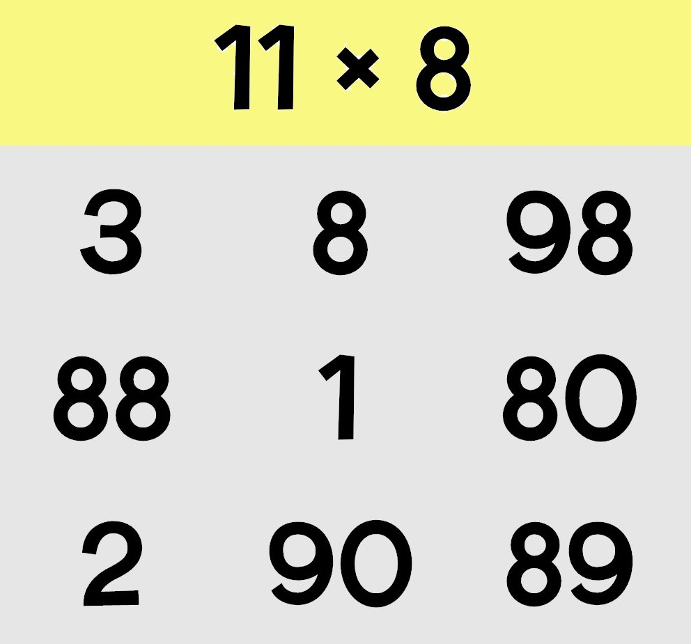 Times Tables Super Grid Quiz   TimesTables me uk2