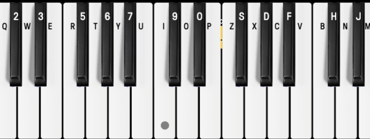 Virtual Piano   Online Piano Keyboard   OnlinePianist