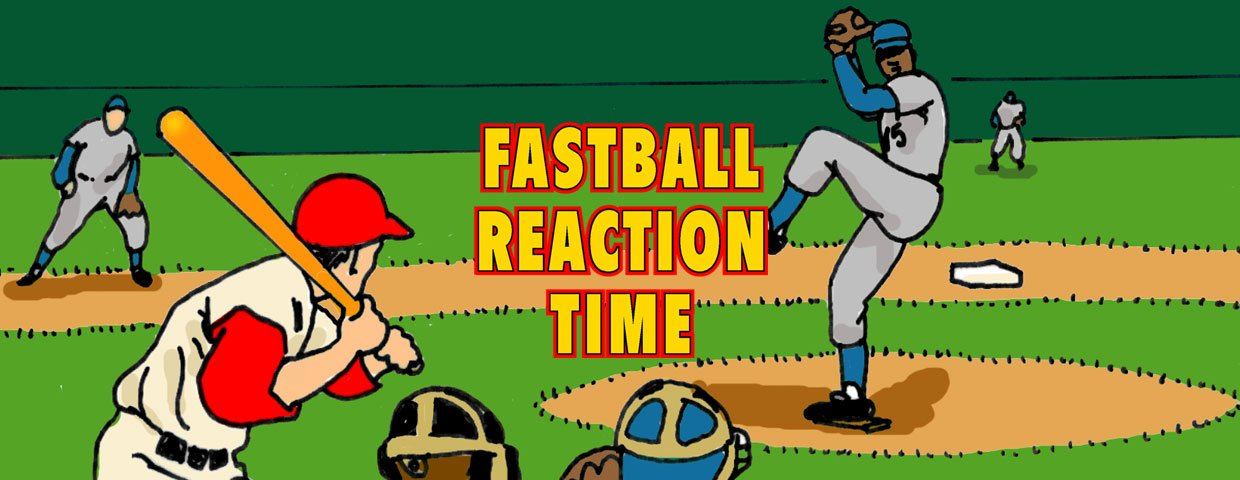fastball reaction slider