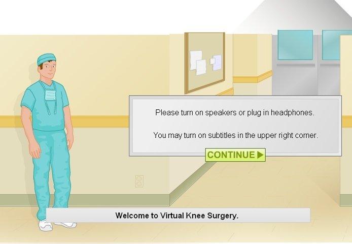virtualkneesurgery