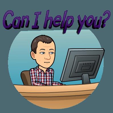 CAN I HELP